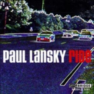 Ride-Idle Chatter Junior - CD Audio di Paul Lansky