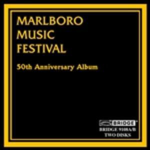 Marlboro Music Festival - CD Audio