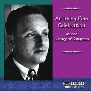Irving Fine Celebration - CD Audio di Irving Fine