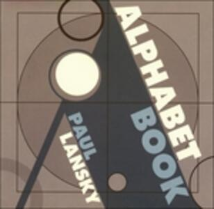 Alphabet Book - CD Audio di Paul Lansky