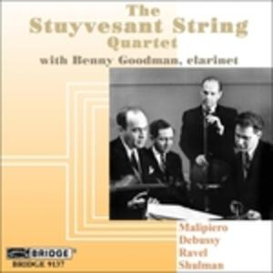 Stuyvesant Quartetto per Archi - CD Audio