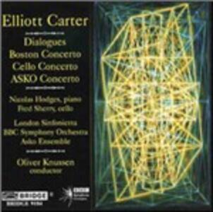 Elliott Carter Edition vol.7 - CD Audio di Elliott Carter