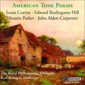 American Tone Poems - CD Audio di Royal Philharmonic Orchestra