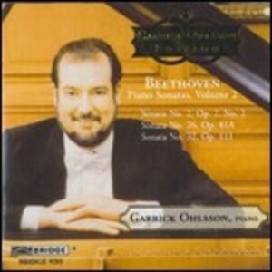 Sonate per pianoforte vol.2 - CD Audio di Ludwig van Beethoven,Garrick Ohlsson