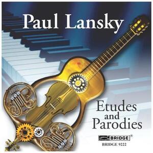 Chamber Music - CD Audio di Paul Lansky