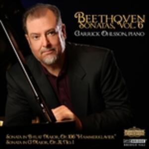 Sonate vol.6 - CD Audio di Ludwig van Beethoven