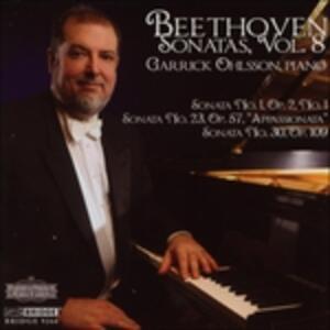 Sonate vol.8 - CD Audio di Ludwig van Beethoven