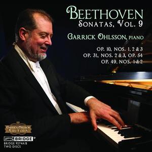 Sonate vol.9 - CD Audio di Ludwig van Beethoven