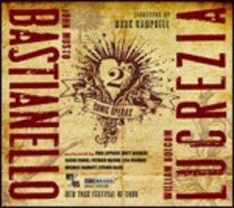 Lucrezia / Bastianello - CD Audio di William Bolcom,John Musto
