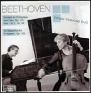 Sonate per violoncello - 6 Bagatelle - CD Audio di Ludwig van Beethoven