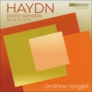 Piano Sonats - CD Audio di Franz Joseph Haydn