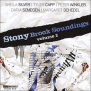 Stony Brook Soundings vol.2 - CD Audio