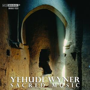 Sacred Music - CD Audio di Yehudi Wyner