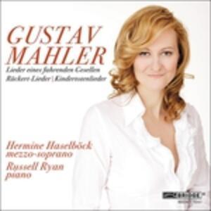 Lieder Eines Fahrenden ge - CD Audio di Gustav Mahler