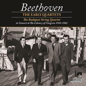 Early Quartets - CD Audio di Ludwig van Beethoven