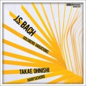 Goldberg Variations - CD Audio di Johann Sebastian Bach