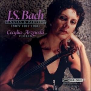 Sonate and Partitas For - CD Audio di Johann Sebastian Bach