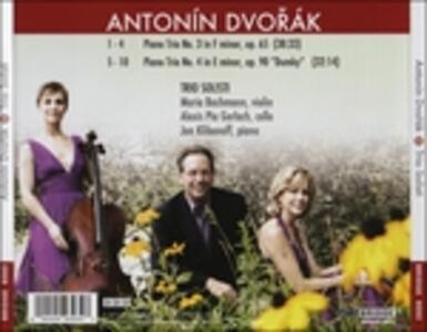 Trios op.65 & 90 - CD Audio di Antonin Dvorak