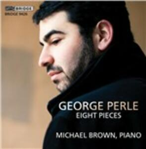 George Perle - CD Audio di Michael Brown