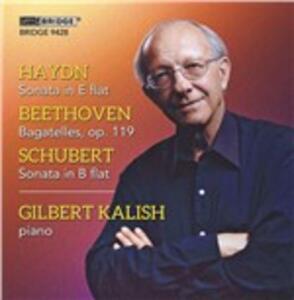 Plays Haydn, Beethoven - CD Audio di Ludwig van Beethoven,Franz Joseph Haydn,Gilbert Kalish