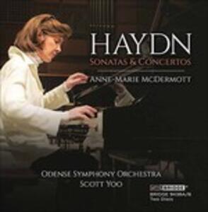 Sonate per Pianoforte and Concert - CD Audio di Franz Joseph Haydn