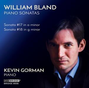CD Piano Sonatas Kevin Gorman