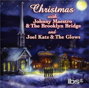 Christmas With - CD Audio di Johnny Maestro