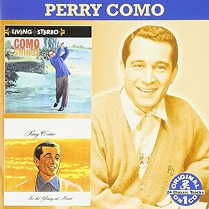 Como Swings/For The Young At H - CD Audio di Perry Como