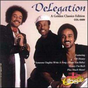A Golden Classic Edition - CD Audio di Delegation