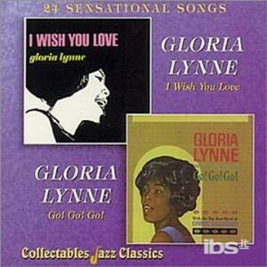 I Wish You Love - CD Audio di Gloria Lynne