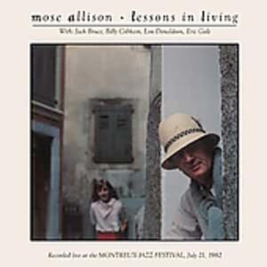 Lessons in Living - CD Audio di Mose Allison