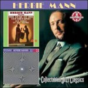 Roar of the Greasepaint-T - CD Audio di Herbie Mann