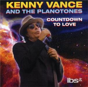 Countdown to Love - CD Audio di Kenny Vance