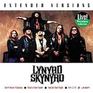 Extended Versions. Live - CD Audio di Lynyrd Skynyrd