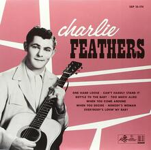 Charlie Feathers - Vinile 10'' di Charlie Feathers