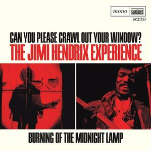 Can You Please Crawl Out Your Window - Vinile 7'' di Jimi Hendrix