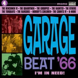 Garage Beat '66 vol.4 - CD Audio