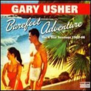 Barefoot Adventure - CD Audio di Gary Usher