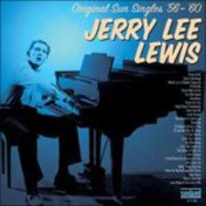 Original Sun Greatest - CD Audio di Jerry Lee Lewis