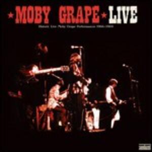 Live - CD Audio di Moby Grape