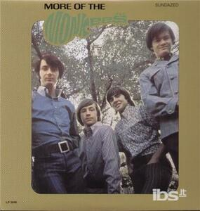 More of the Monkees - Vinile LP di Monkees