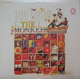Birds, Bees & Monkees - Vinile LP di Monkees