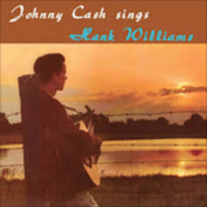 Sings Hank Williams - Vinile LP di Johnny Cash