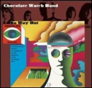 No Way Out - Vinile LP di Chocolate Watchband