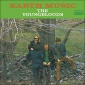 Earth Music - Vinile LP di Youngbloods