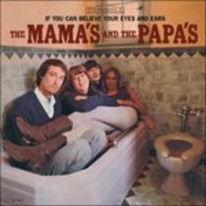 If You Can Believe - Vinile LP di Mamas and the Papas
