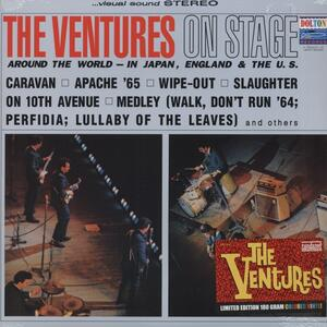 Ventures on Stage - Vinile LP di Ventures