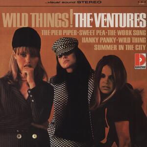 Wild Things - Vinile LP di Ventures