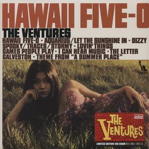 Hawaii Five-O - Vinile LP di Ventures