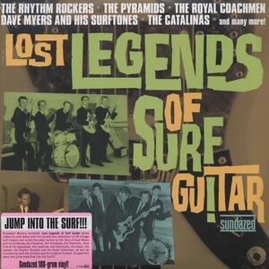 Lost Legends of Surf Guitar - Vinile LP